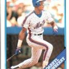 1988 Topps 710 Darryl Strawberry