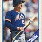 1988 Topps 85 Howard Johnson