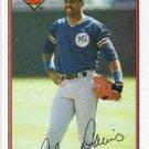 1989 Bowman #215 Alvin Davis