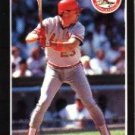 1989 Donruss 112 Tom Brunansky