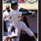 1989 Donruss 422 Mike Gallego