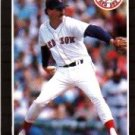 1989 Donruss 628 Mike Smithson DP