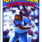 1989 K-Mart 27 Tim Raines