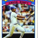 1989 K-Mart 6 Cecil Espy