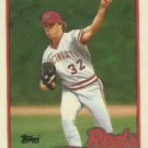 1989 Topps 234 Tom Browning