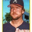 1989 Topps 244 Jim Acker