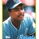 1989 Topps 25 Frank White