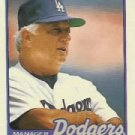1989 Topps 254 Tom Lasorda MG