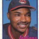 1989 Topps 574 Dave Clark