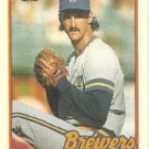 1989 Topps 63 Mark Clear