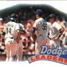 1989 Topps 669 Orel Hershiser/Mike Scioscia TL