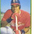 1990 Bowman 322 Carlos Martinez