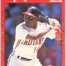 1990 Donruss 138 Jerry Browne