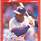 1990 Donruss 226 Devon White