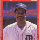 1990 Donruss 621 Gary Ward DP