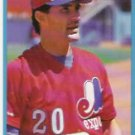 1990 Fleer 343 Mike Fitzgerald