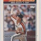 1990 K-Mart 9 Mike Scott