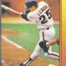 1990 Topps Traded 56T Rick Leach