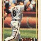 1991 Topps 310 Gary Carter