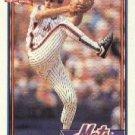 1991 Topps 601 Bob Ojeda