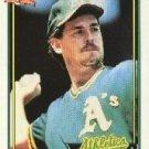 1991 Topps 608 Todd Burns