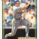 1991 Topps 95 Paul Molitor