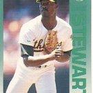 1992 Fleer #268 Dave Stewart