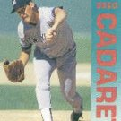 1992 Fleer 222 Greg Cadaret