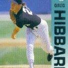 1992 Fleer 83 Greg Hibbard