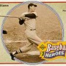 1992 Upper Deck Williams Heroes #34 Ted Williams