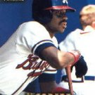 1997 New Pinnacle #65 Fred McGriff
