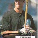 1998 SkyBox Dugout Axcess #1 Travis Lee