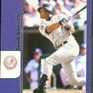 2002 Fleer Maximum #34 Derek Jeter