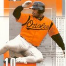 2003 Fleer Box Score #47 Tony Batista