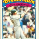 1989 K-Mart #18 Jose Canseco