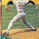 1994 Topps #621 Carl Willis