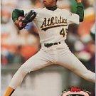 1992 Stadium Club #498 Johnny Guzman RC