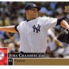 2009 Upper Deck First Edition #362 Joba Chamberlain