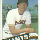 1985 Topps #674 Atlee Hammaker