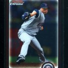 2010 Bowman Chrome #106 Francisco Liriano