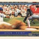 1992 Topps #581 Stan Javier