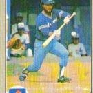 1983 Fleer #139 Glenn Hubbard