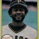 1981 Fleer #374 Lee Lacy