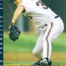 1993 Score #573 Steve Reed RC