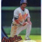 2010 Topps Chrome Refractors #166 Brian Roberts