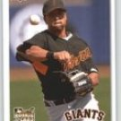 2008 Upper Deck Timeline #112 Emmanuel Burriss 92 ML RC