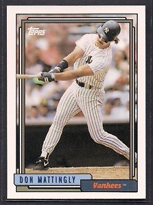 2010 Topps Cards Your Mom Threw Out #CMT157 Don Mattingly