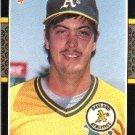 1987 Donruss #178 Eric Plunk