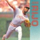 1992 Fleer #419 Jose Rijo