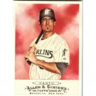 2009 Topps Allen and Ginter #217 Jorge Cantu